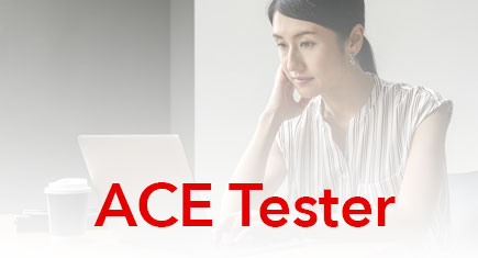 ACE Taster & Tester course