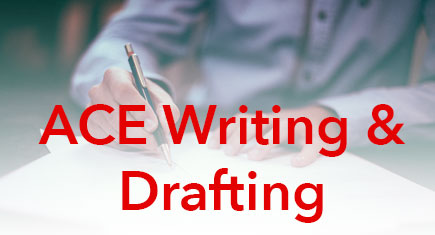 ACE Legal Drafting Writing